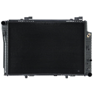 1995 MERCEDES-BENZ C220 2.2 L RADIATOR MIZ-1844
