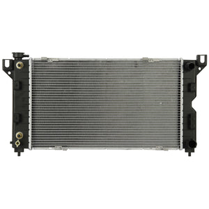 1999 PLYMOUTH GRAND VOYAGER 3.3 L RADIATOR MIZ-1850