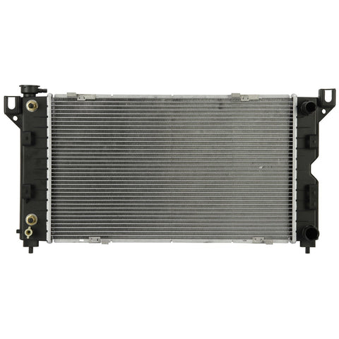 1996 PLYMOUTH GRAND VOYAGER 3.3 L RADIATOR MIZ-1850