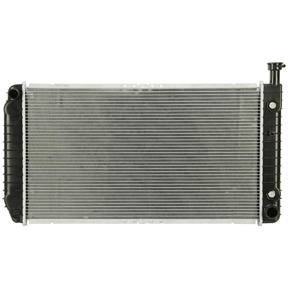 2000 CHEVROLET EXPRESS 1500 5.0 L RADIATOR MIZ-2044