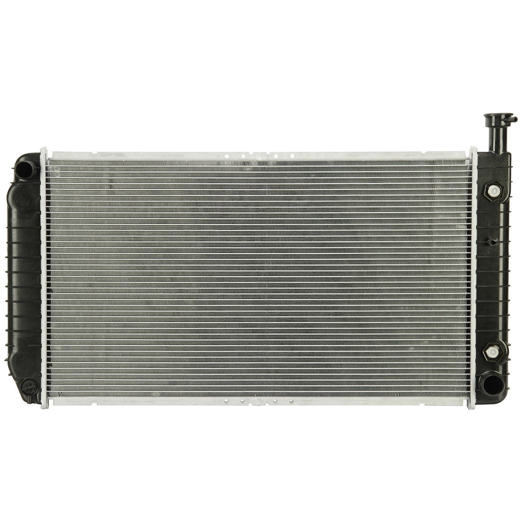 1997 CHEVROLET EXPRESS 2500 4.3 L RADIATOR MIZ-2044