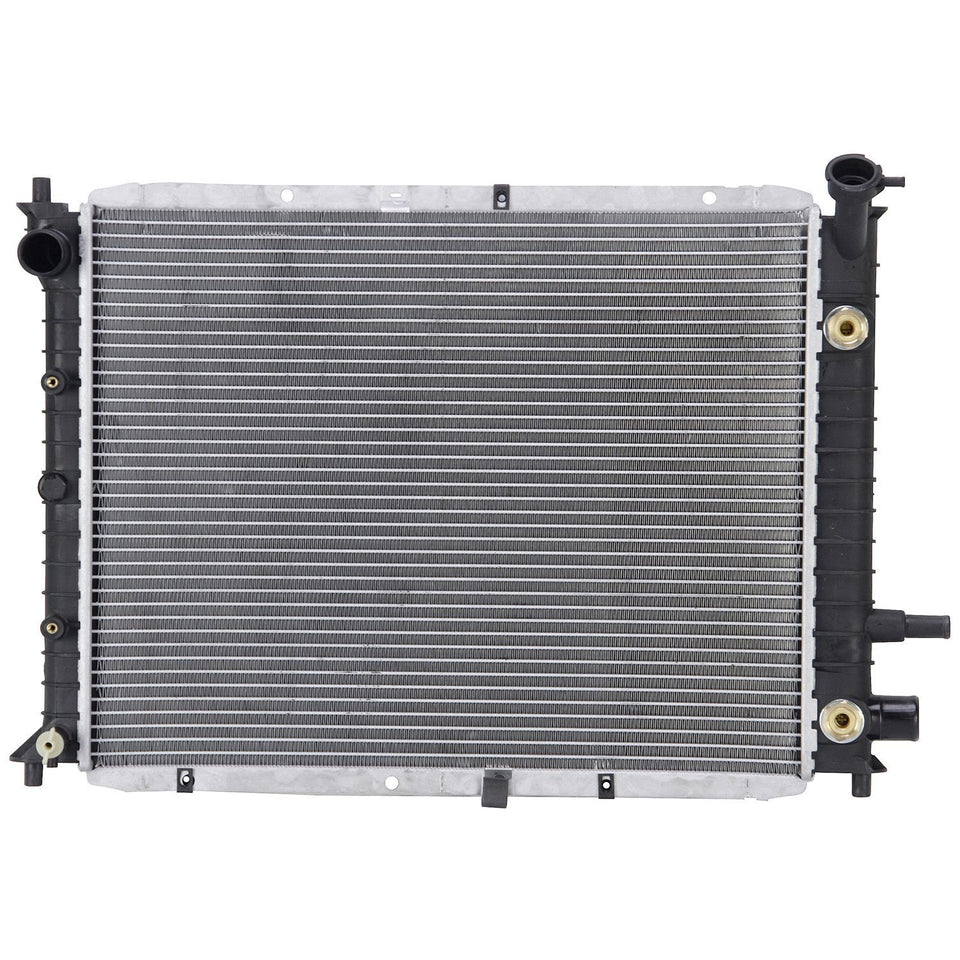 2003 FORD ESCORT 2.0 L RADIATOR MIZ-2140