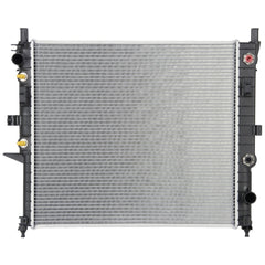 2002 MERCEDES-BENZ ML320 3.2 L RADIATOR MIZ-2190
