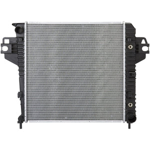 2003 JEEP LIBERTY 3.7 L RADIATOR MIZ-2481