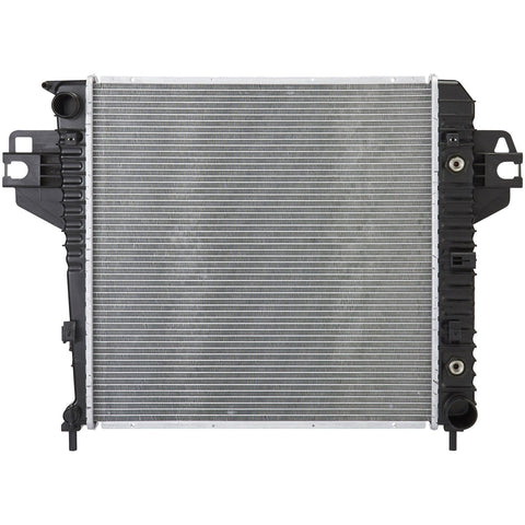 2002 JEEP LIBERTY 3.7 L RADIATOR MIZ-2481