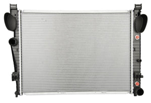 2001 MERCEDES-BENZ S500 5.0 L RADIATOR MIZ-2652