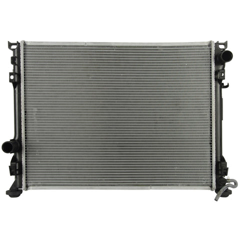 chrysler town and country 2008 radiator