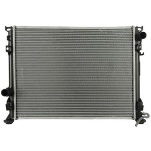 2007 CHRYSLER 300 2.7 L RADIATOR MIZ-2767