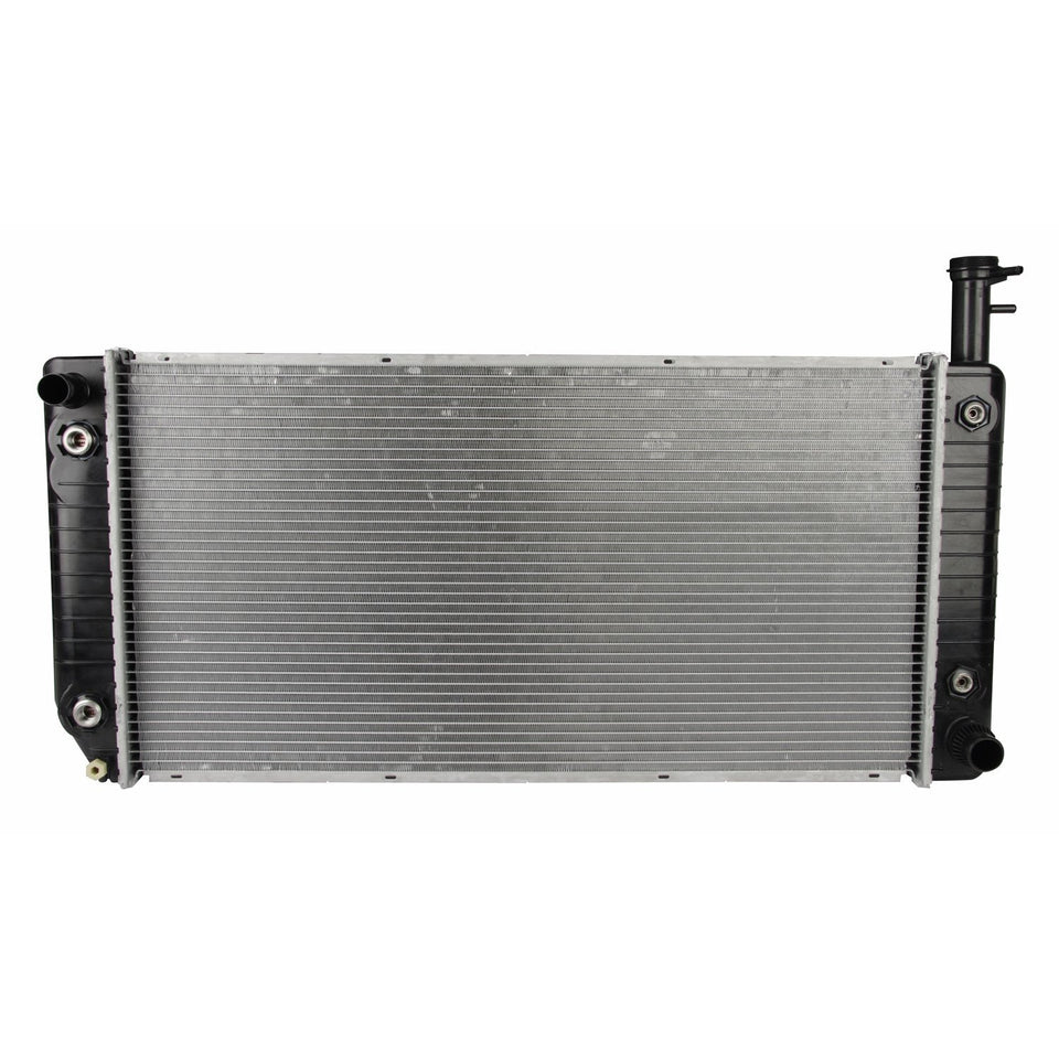 2010 CHEVROLET EXPRESS 3500 6.0 L RADIATOR MIZ-2791