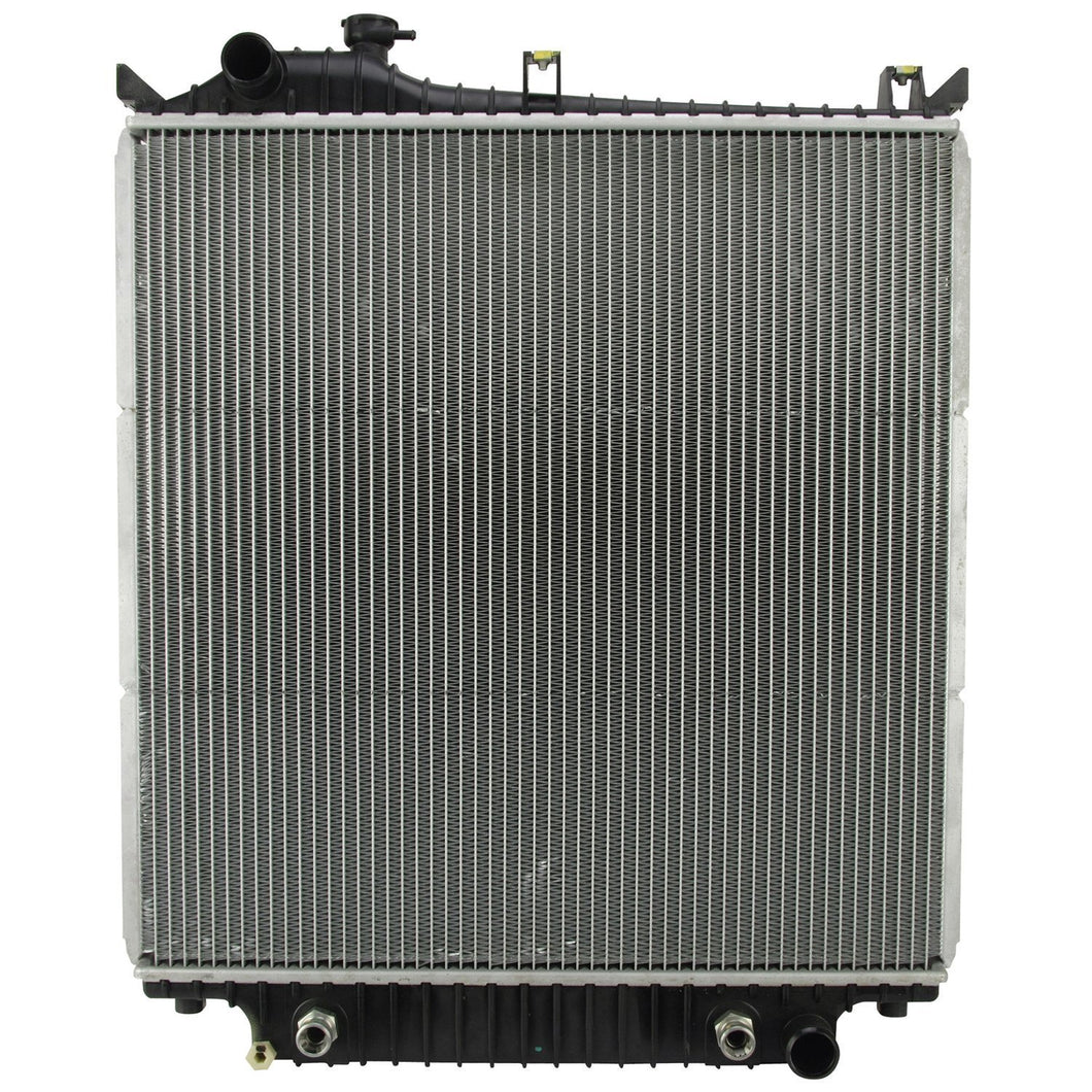 2006 FORD EXPLORER 4.0 L RADIATOR MIZ-2816