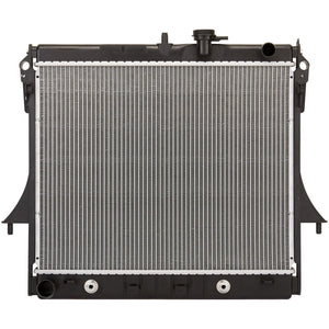 2010 CHEVROLET COLORADO 5.3 L RADIATOR MIZ-2855