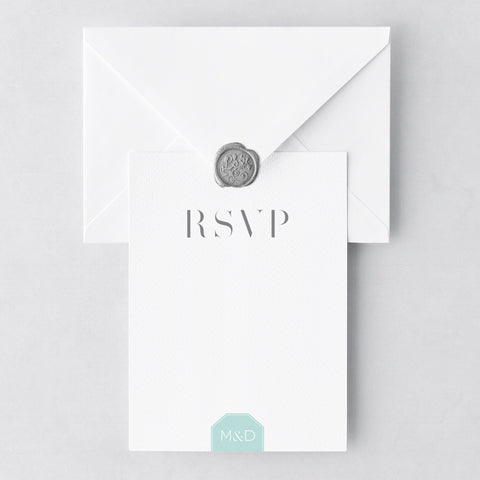 Boardwalk RSVP Cards