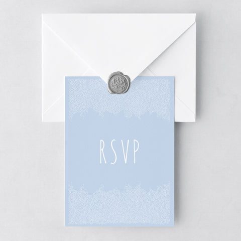 Winter Wonderland RSVP Cards
