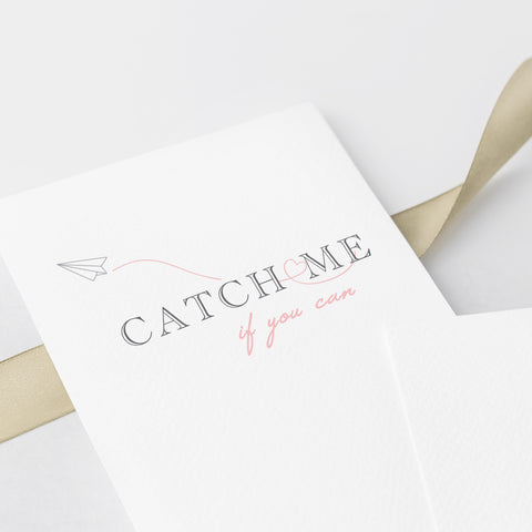 Pre Wedding Catch Me If You Can Collection
