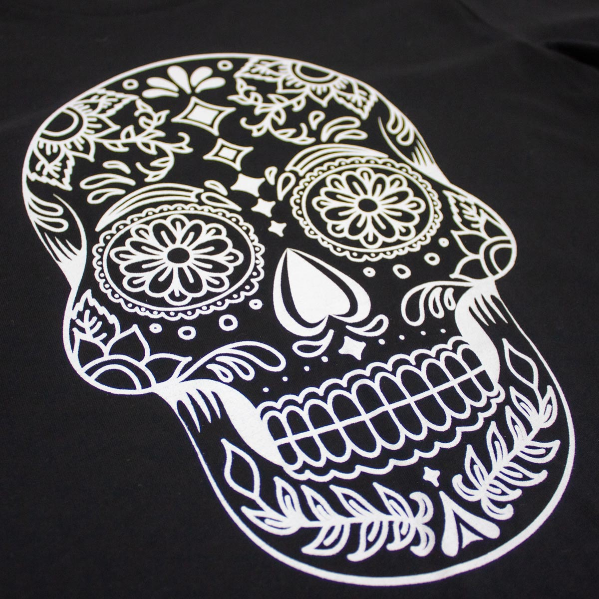 Winstons - Day of the Dead - Black