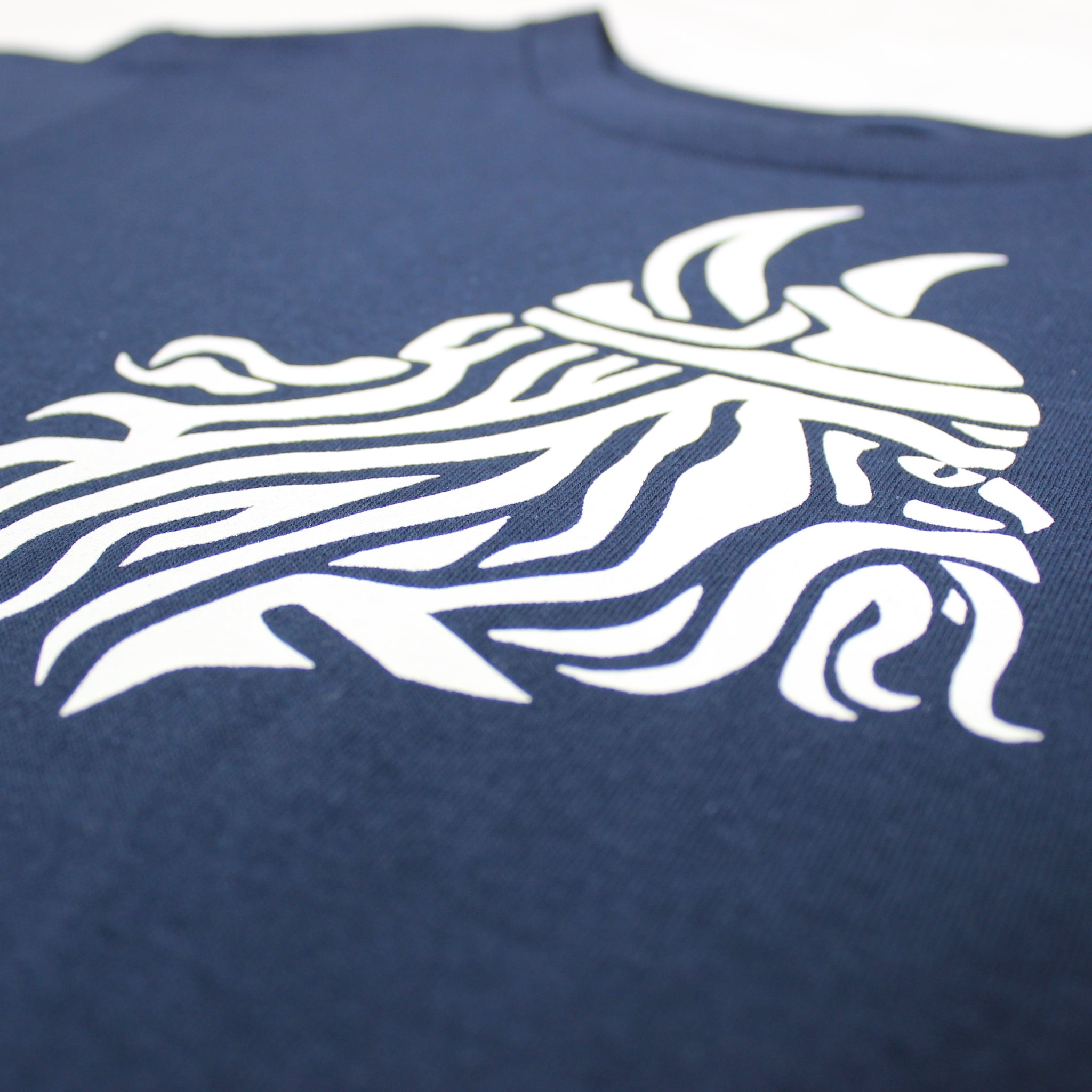 Winstons Kids Viking T-Shirt - Navy - Winstons of York