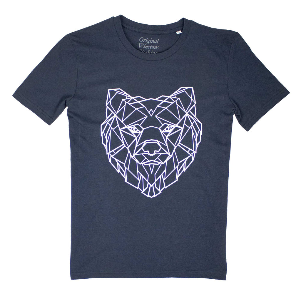 Winston's - Bear - Ink Grey