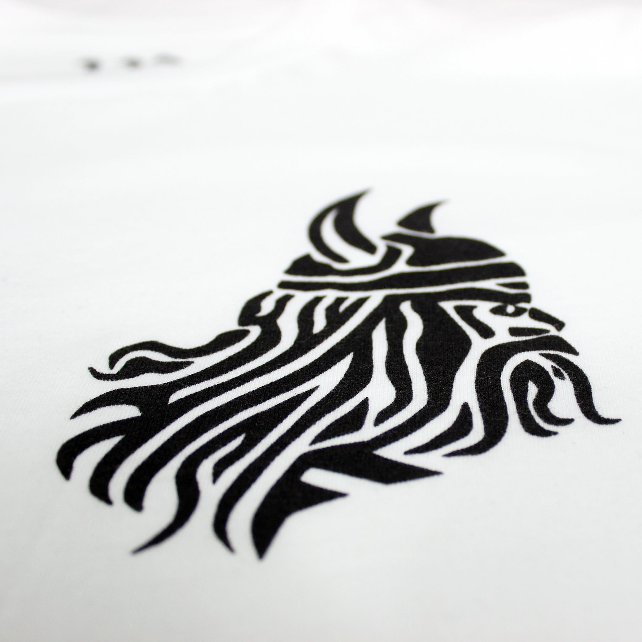 Winstons Viking T-Shirt - White