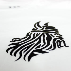 Winstons Viking T-Shirt - White - Winstons of York