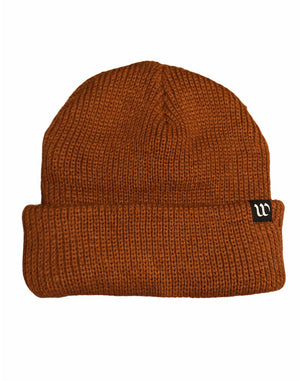 Winstons - Beanie - Burnt Orange
