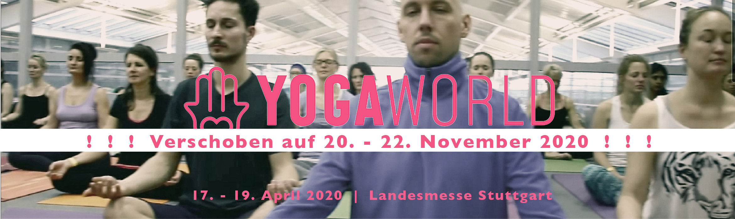Yoga World Stuttgart 2020