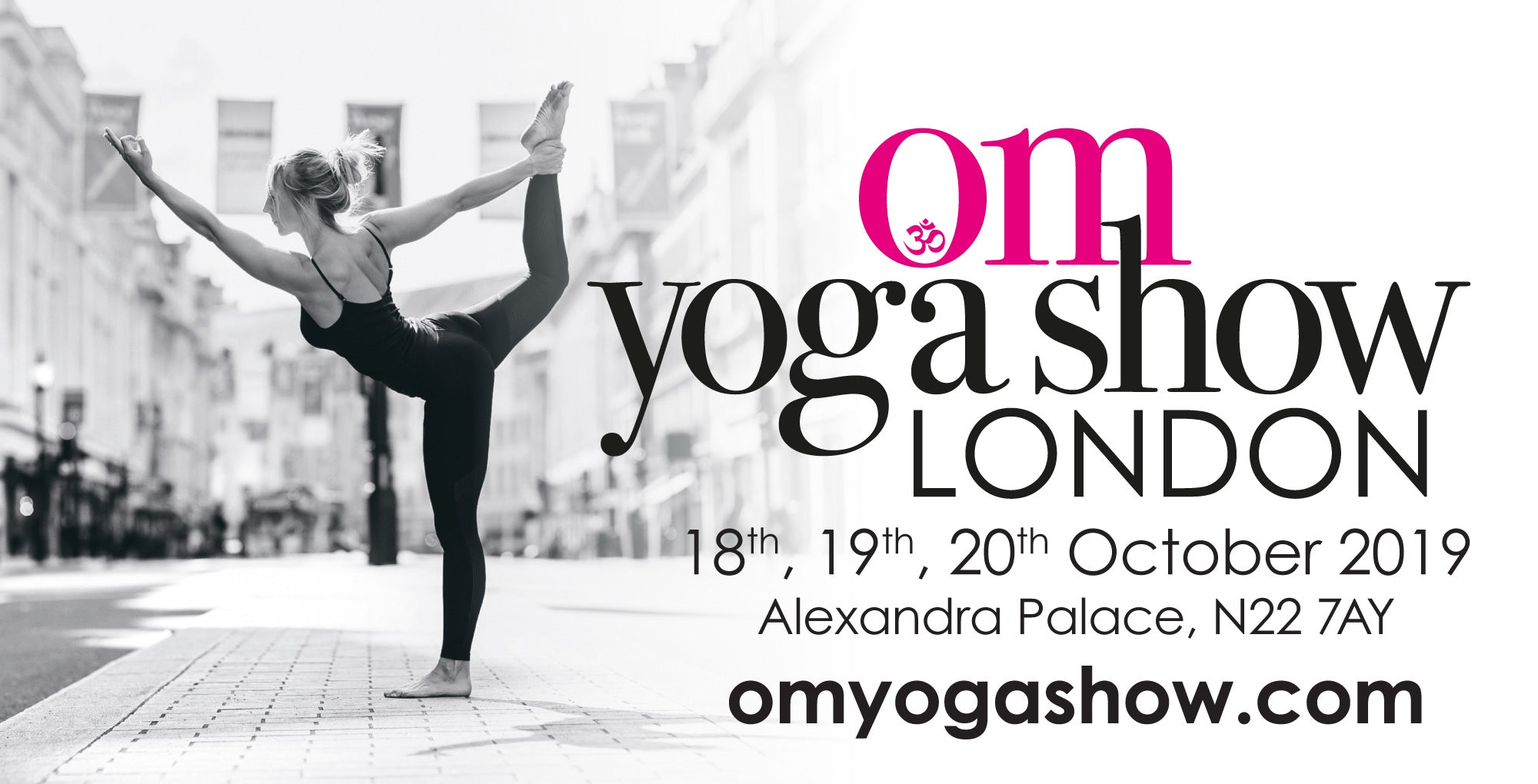 OM Yoga Show London 2019   visit ETERNAL BLISS at stand D3