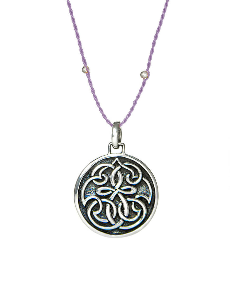 Laden Sie das Bild in den Galerie-Viewer, Eternity Halsband aus Sterling Silber von Eternal Bliss