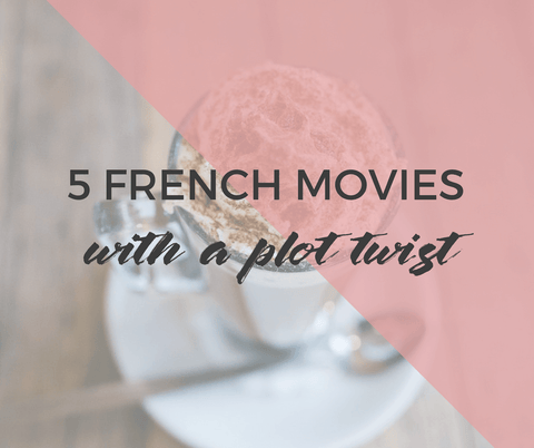 5 French movies with a plot twist