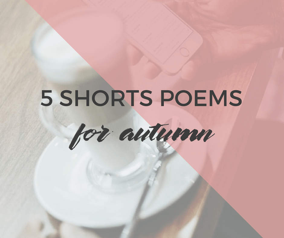 5 French poems about autumn
