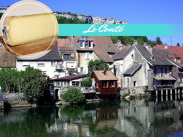 Cheese Village France French Selfrench