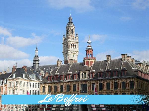 Lille France Selfrench
