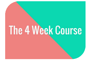 the 4 week course to learn french online