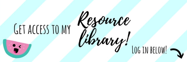 access my resource library