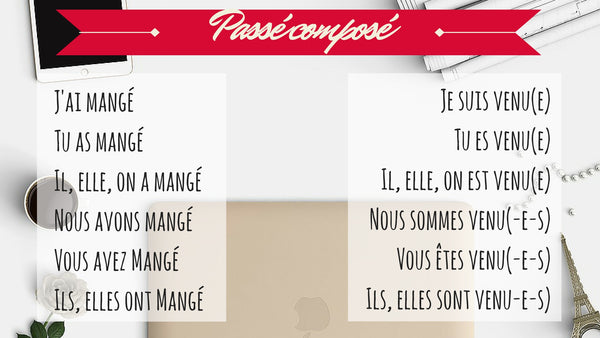 avoir etre past tense learn french selfrench online course