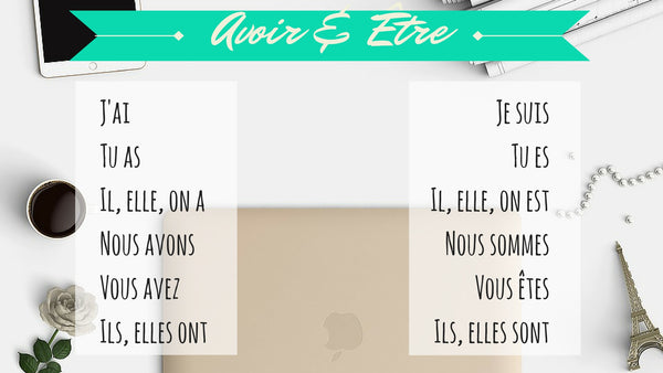 conjugation learn french selfrench online course