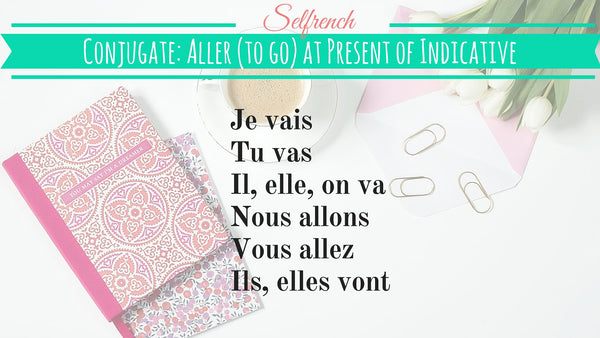 selfrench learn french to go tense
