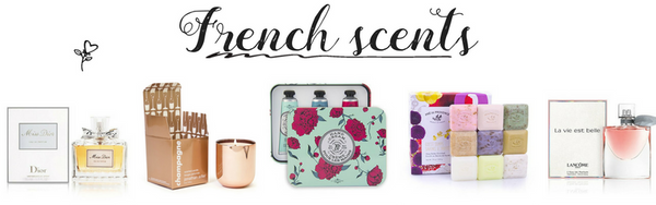 french scents gift ideas
