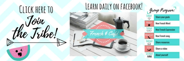 learn french daily facebook group community