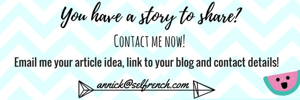 Share your story with Selfrench