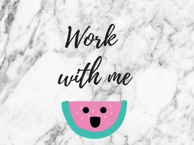 work with me media kit learn french