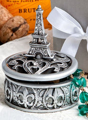 trinket box eiffel tower gift