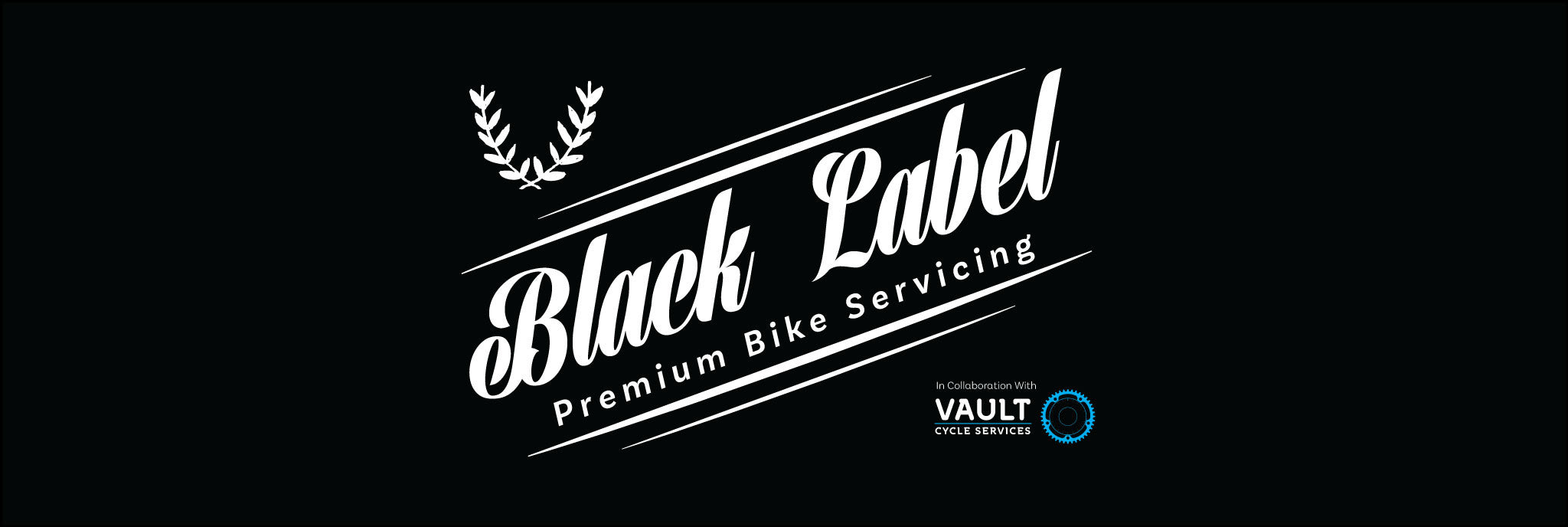 Black Label Bicycle Servicing