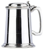 Lidded 1 Pint Pewter Tankard - Bracknell Engraving & Trophy Services