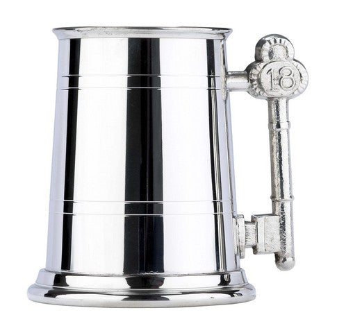 18th Birthday 1 Pint Pewter Tankard