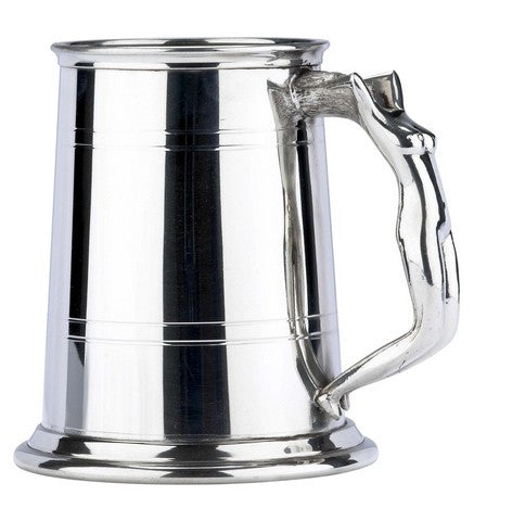 Nymph Handle 1 Pint Pewter Tankard - Bracknell Engraving & Trophy Services