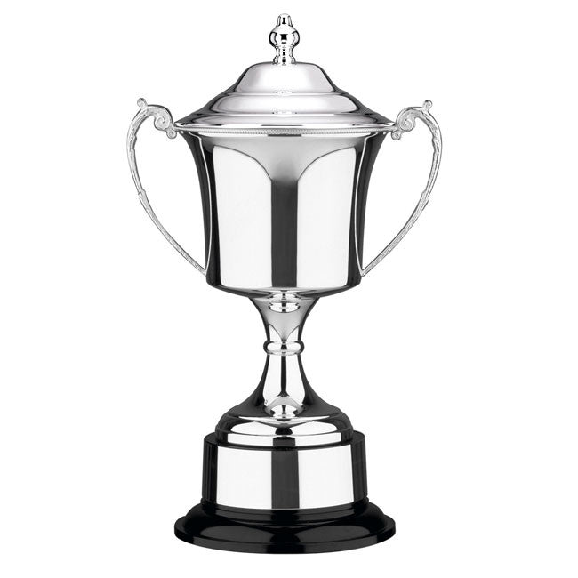 496 Studio Silver Plated Cup - Bracknell Engraving & Trophy Services