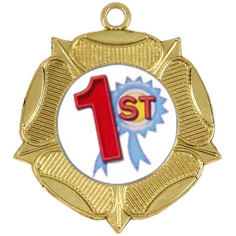 AM061 Rose Medal
