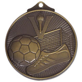 AM203 Football Medal - Bracknell Engraving & Trophy Services