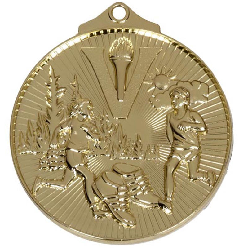 AM215 Running Medal