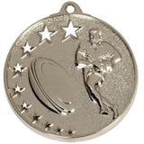 AM503 Rugby Medals - Bracknell Engraving & Trophy Services